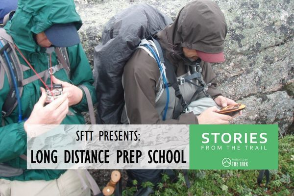 Stories From The Trail Presents: Long-Distance Prep School