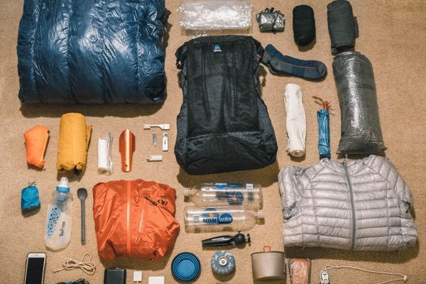 Pre-Appalachian Trail Gear: Decisions, Decisions