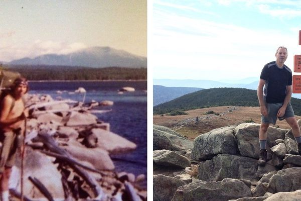 My AT Adventures Began in 1975. It's Been a Great Trip