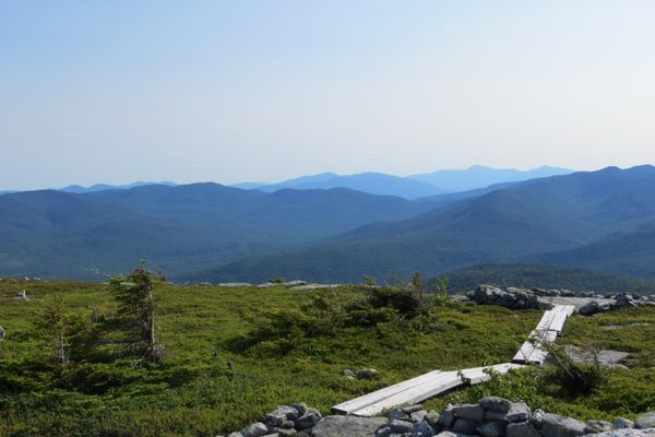 Grafton Loop Trail: 39 Miles of Scenic Backpacking in Western Maine