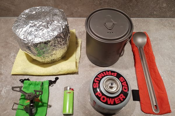 CDT Gear List, Part 2: Cookware, Water, and Food Storage