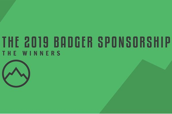 Meet the 2019 Badger Sponsorship Winners!