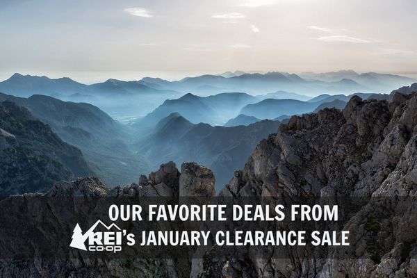 The Best Deals for Backpackers at REI's January Clearance