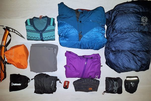 CDT Gear List, Part 4: Electronics and Snow Gear