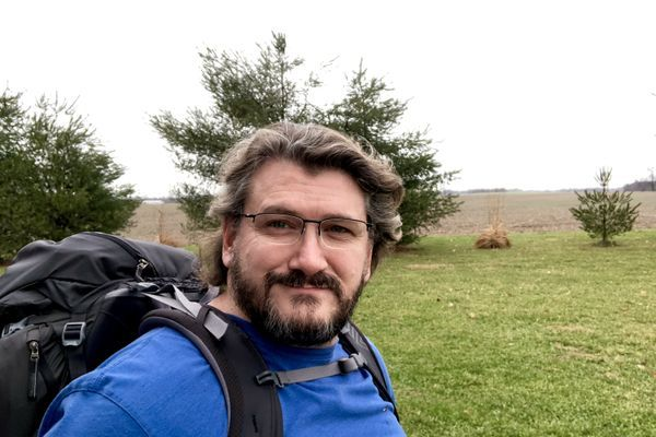 I'm over 50, overweight, and overloaded… Appalachian Trail, here I come.