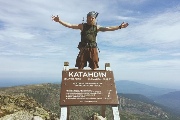 Why and How a Salty Marine Became a Thru-Hiker