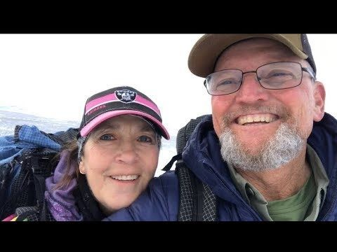 Mike and Kathy 2019 AT Thru-Hike Vlog #2