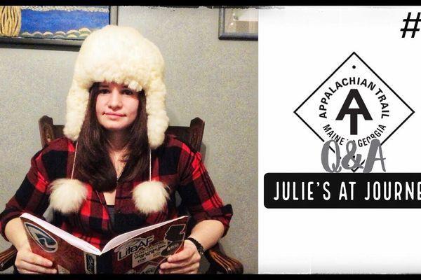Julie V's AT Vlog #2: Pre Thru-Hike Q&A