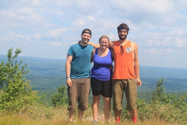 Collision Course: How the Appalachian Trail Met Me