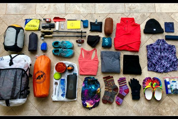 My Complete Gear List, and Base Weight: 14 Pounds