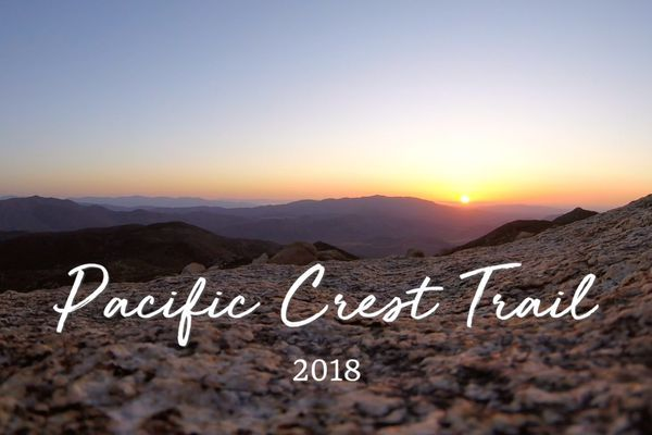 Pacific Crest Trail Hike in 20 Minutes [Video]
