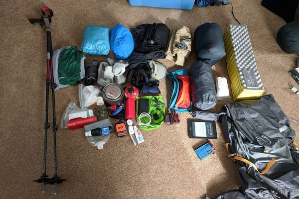 What's in My Pack as I Prepare to Head Out?