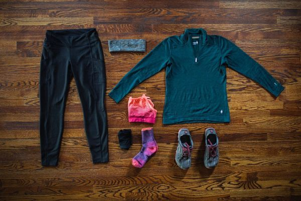 My Wandering Wardrobe: What I'll Wear While I Hike