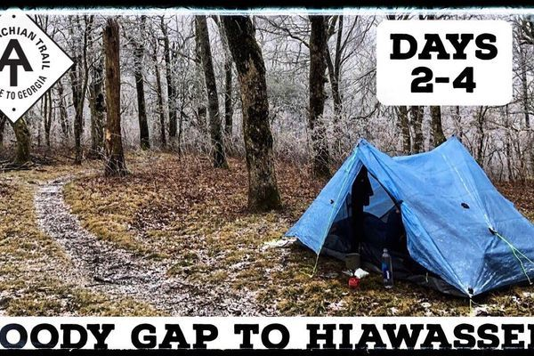 Julie's Appalachian Trail Vlog #4: Woody Gap to Hiawassee, GA
