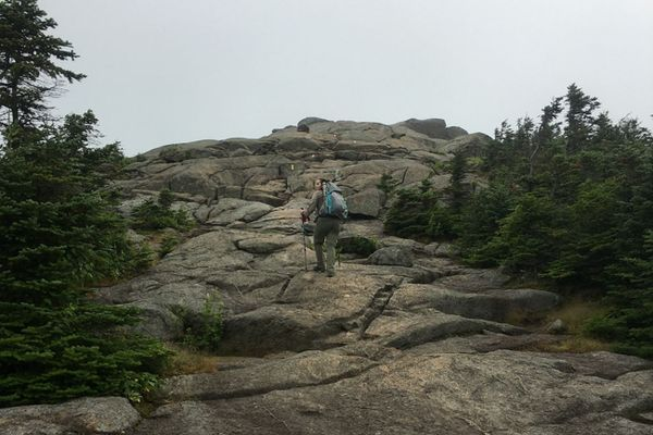 Becoming an Adirondack 46er with My Daughter: Cascade and Porter