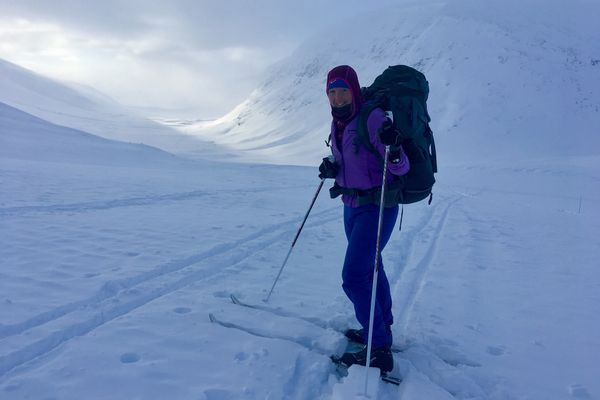 Arctic Skiing: I Hope You Brought Your Parka