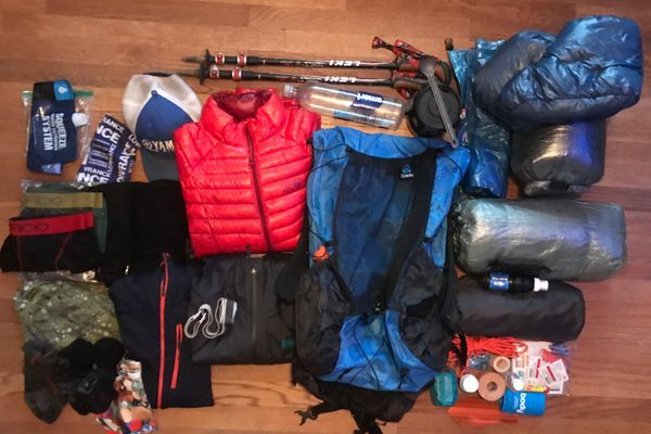 Gearing Up: Gear List for the AT