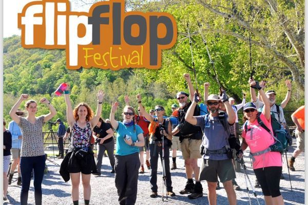 Fifth Annual Appalachian Trail Flip-Flop Festival Scheduled for April 27-28
