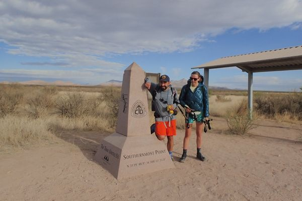 How to Get to the CDT Southern Terminus