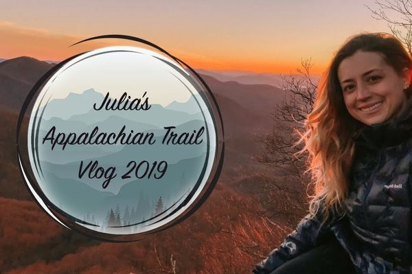 Julia's 2019 AT Vlog #3 – Week 1 part 2 – Unicoi Gap to Muskrat Creek Shelter
