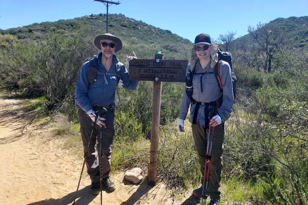 A Whole New Life: Day One on the Pacific Crest Trail