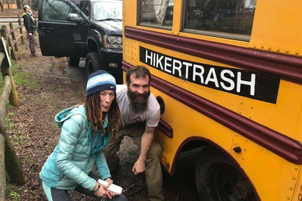 The Story Behind the Hiker Yearbook
