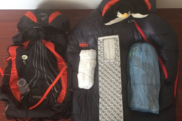 A Peek in My Pack: Gear for My PCT Thru-Hike