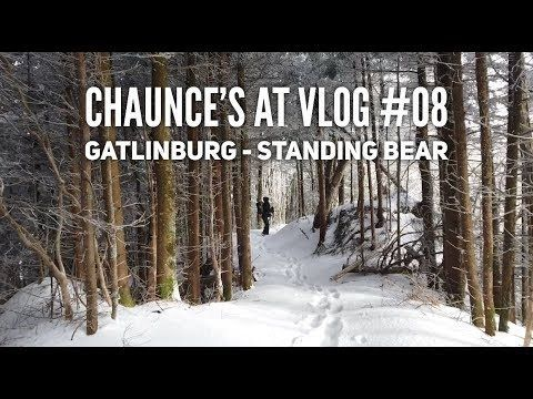 Chaunce's Appalachian Trail 2019 Vlog #08: Gatlinburg – Standing Bear
