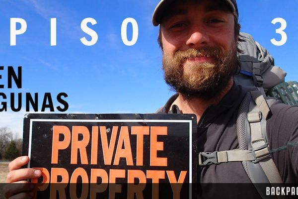 Backpacker Radio #34 | Ken Ilgunas on Trespassing Across America