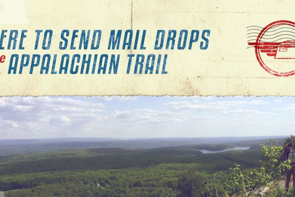 Where to Send Mail Drops on the Appalachian Trail 2019