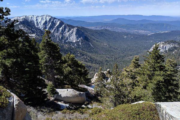 Day 14: A San Jacinto Wilderness PSA