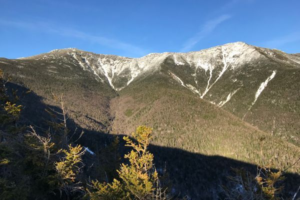 Killing Time in the Whites – Franconia Ridge Loop