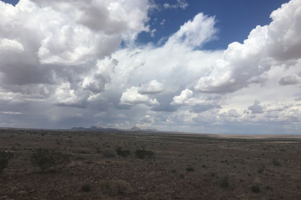 Landing in New Mexico: Getting Trail Legs