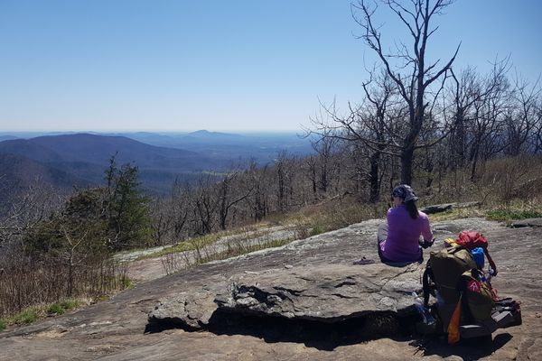 First Weeks on the Appalachian Trail