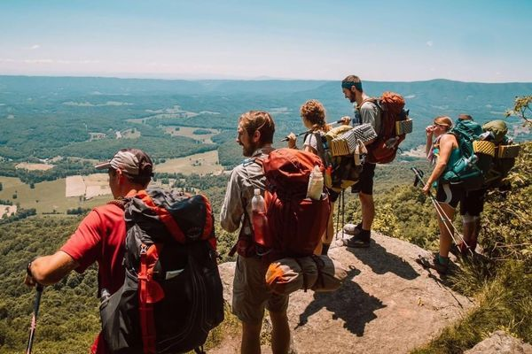 Three Friends, Two Hikes, One Week