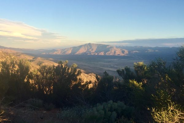 Becoming Present on the PCT