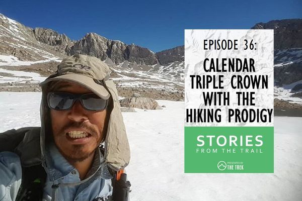 "Stories from the Trail: Tyler ""Hiking Prodigy"" Lau, First Person of Color to Hike Calendar Triple Crown"