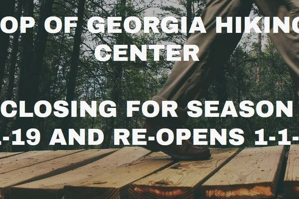 Top of Georgia Hostel on AT Closed for Rest of 2019