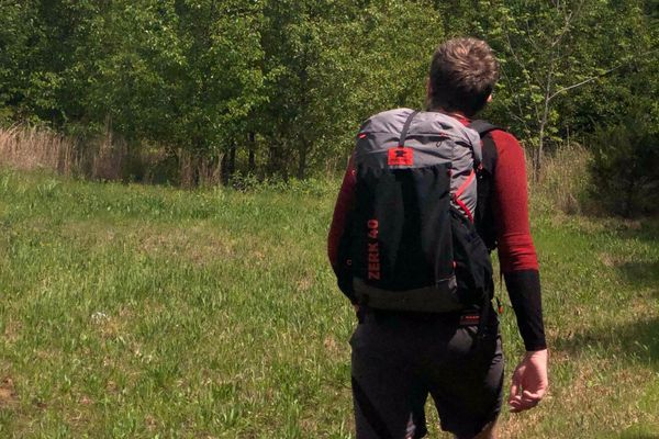 Gear Review: Mountainsmith Zerk 40L Fastpack