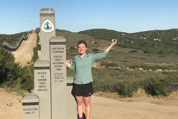 Days Zero to Five on the PCT: Campo to Julian