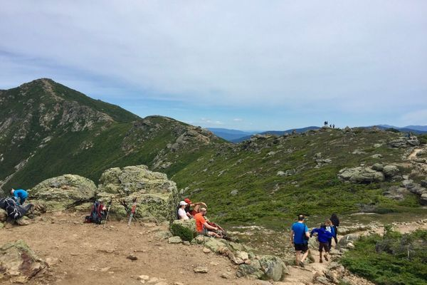 Backpacking the Pemigewasset Loop 2019