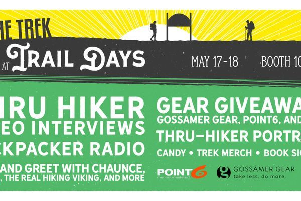 Hang Out with The Trek at Trail Days 2019