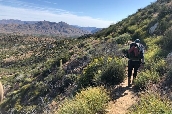 Six Takeaways from the First Six Days on Trail