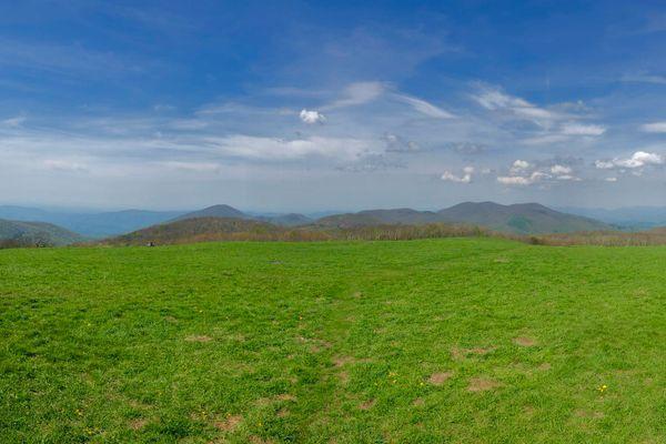 Steph's AT Hike, Days 21-25: Near Fontana Dam to Bluff Mtn