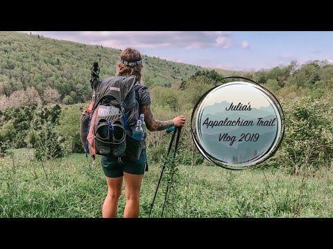 Julia's Appalachian Trail 2019 Vlog – #12 Bland to Pearisburg.