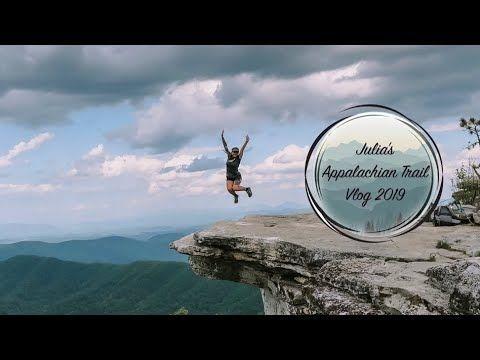 Julia's Appalachian Trail 2019 Vlog – #13 Pearisburg to Daleville