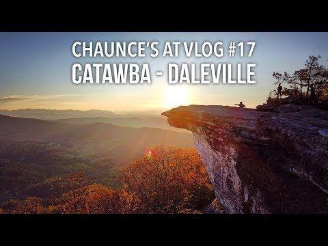 Chaunce's AT Vlog #17: Catawba – Daleville