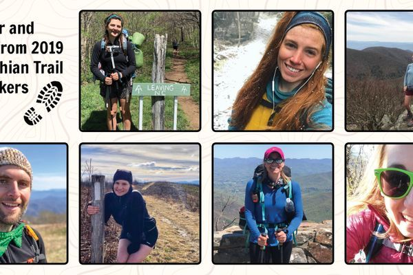 2019 Appalachian Trail Hikers Share Their Favorite Gear and Top Advice