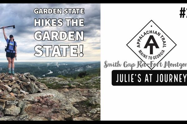 Julie (Garden State)'s Appalachian Trail Vlog #20: Smith Gap Rd to Fort Montgomery