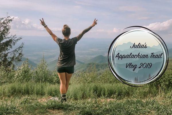 Julia's Appalachian Trail 2019 Vlog – #14 Daleville to Waynesboro
